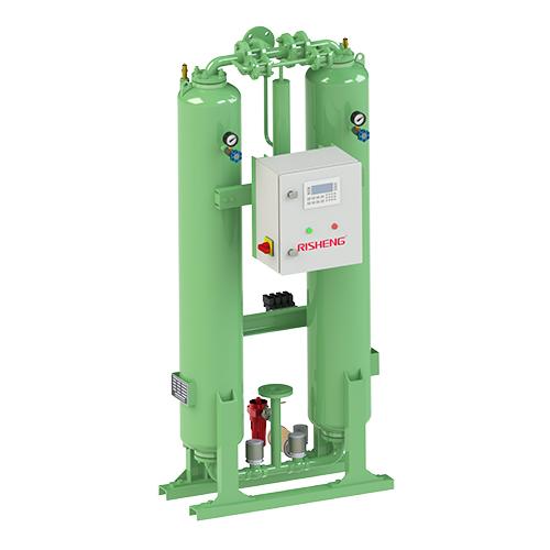 Secador de adsorción de microcalor