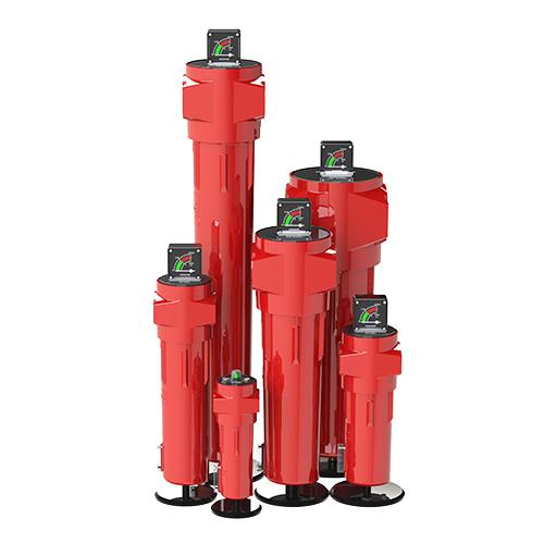 Filtros de aire comprimido de serie RSG